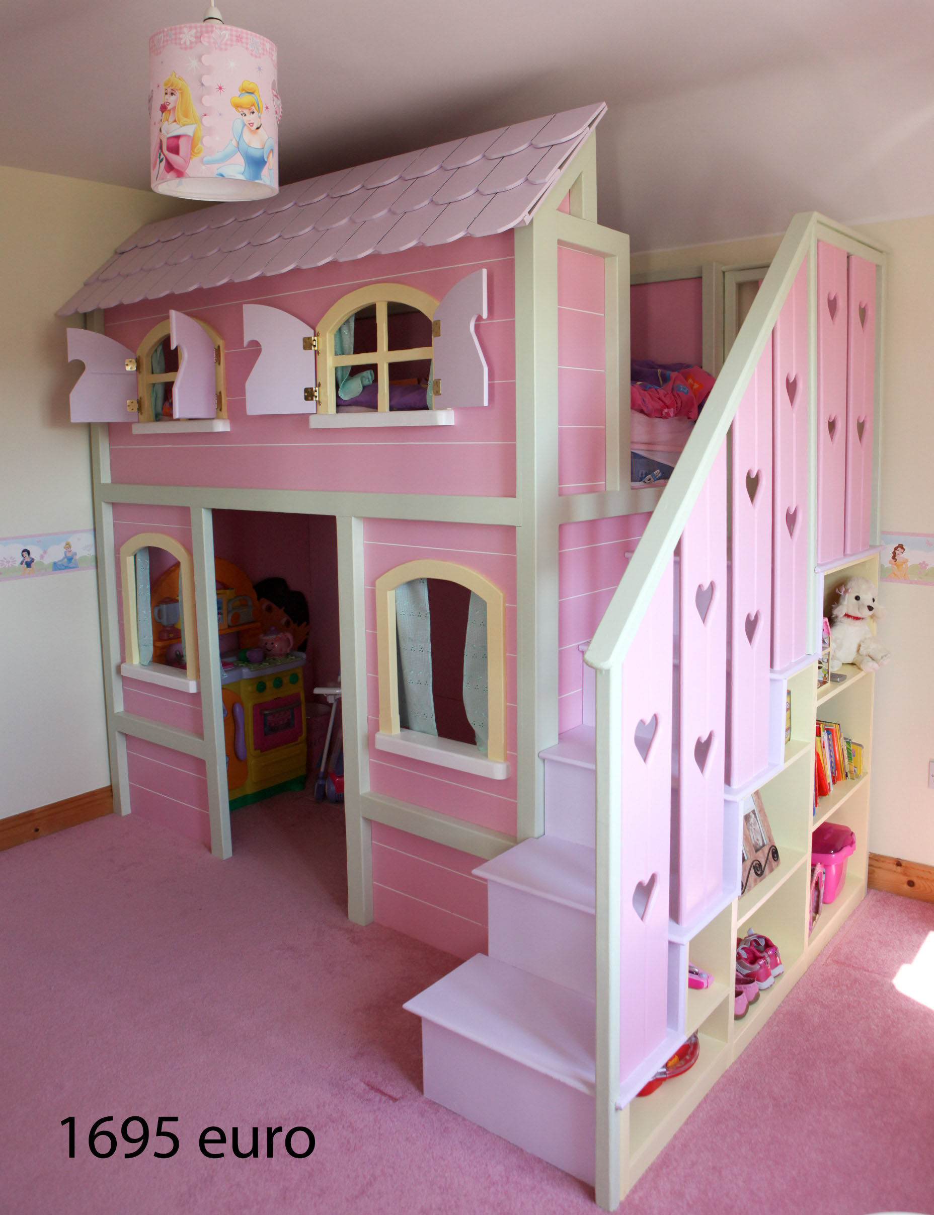 Kids custom made beds cherish me dublin official blog for Childrens beds